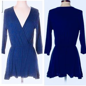 Rolla Coster Navy Blue Blue Romper NEW WITH TAGS!